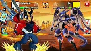 Dragon city : HIGH SCORE DRAGON vs HIGH TECH DRAGON EPIC BATTLE