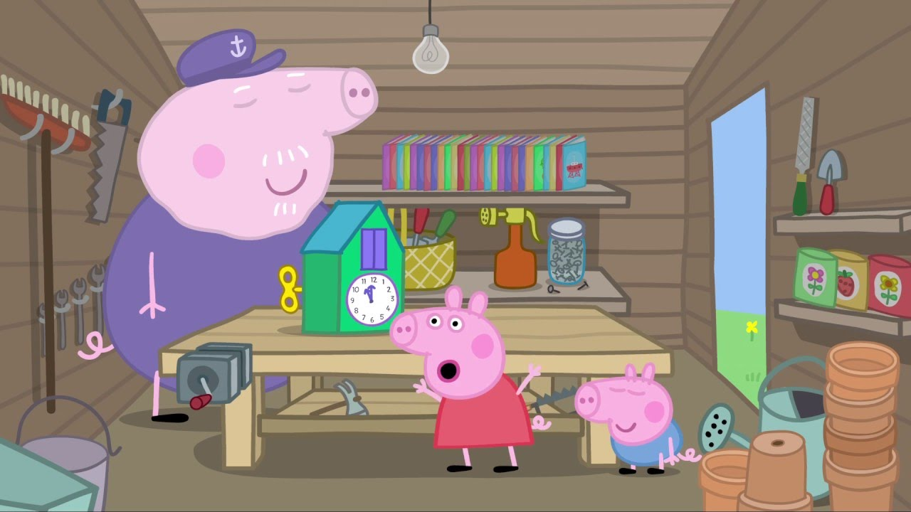 Exclusive Peppa Pig Video Sizzle In Hong Kong Season 4