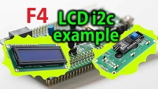 I2C LCD 16x2 || STM32 || Keil || CubeMx || HAL - Свежий сборник