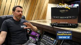 Download Universal Audio Apollo 8 QUAD Thunderbolt 2 Interface - Quick n' Dirty MP3 song and Music Video