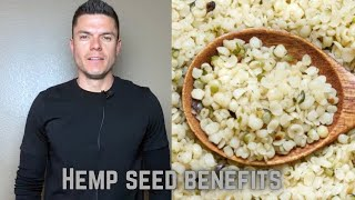 3 Benefits Of Hemp Seeds - Ryan Pineda