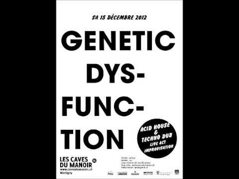 Genetic Dysfunction-Live improvisation@Caves du manoir-part1