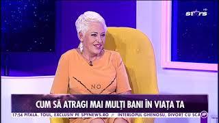 Lidia Fecioru, despre secretul îndeplinirii dorințelor, trucuri pentru a avea noroc la bani