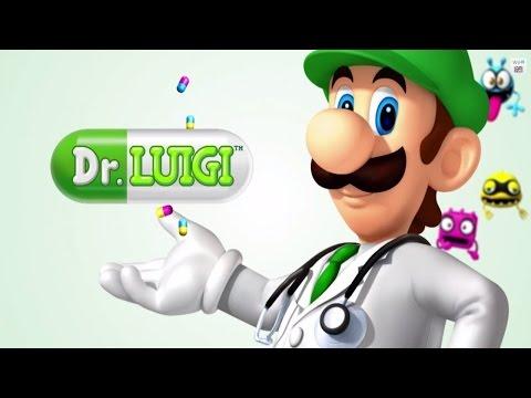 Dr. Luigi - Curando os Enfermos!