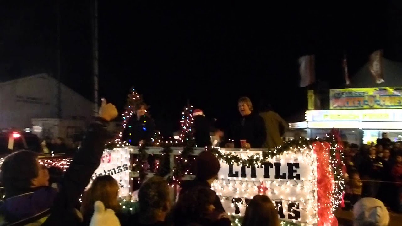 little texas in christmas in ida parade of lights - Christmas In Ida