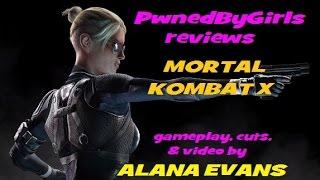 Mortal Kombat X Review By Alana Evans