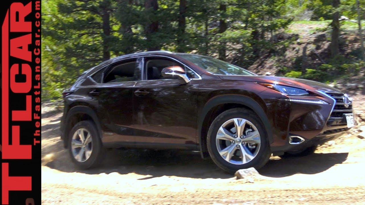 2017 lexus nx 300h hybrid takes on the gold mine hill off road review youtube. Black Bedroom Furniture Sets. Home Design Ideas
