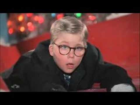 Tige and Daniel - Ralphie From A Christmas Story Made A Cameo In Elf