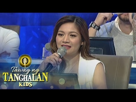 Tawag ng Tanghalan: Kyla on staying youthful