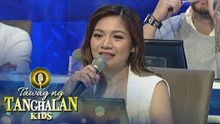 Tawag ng Tanghalan: Kyla on staying youthful
