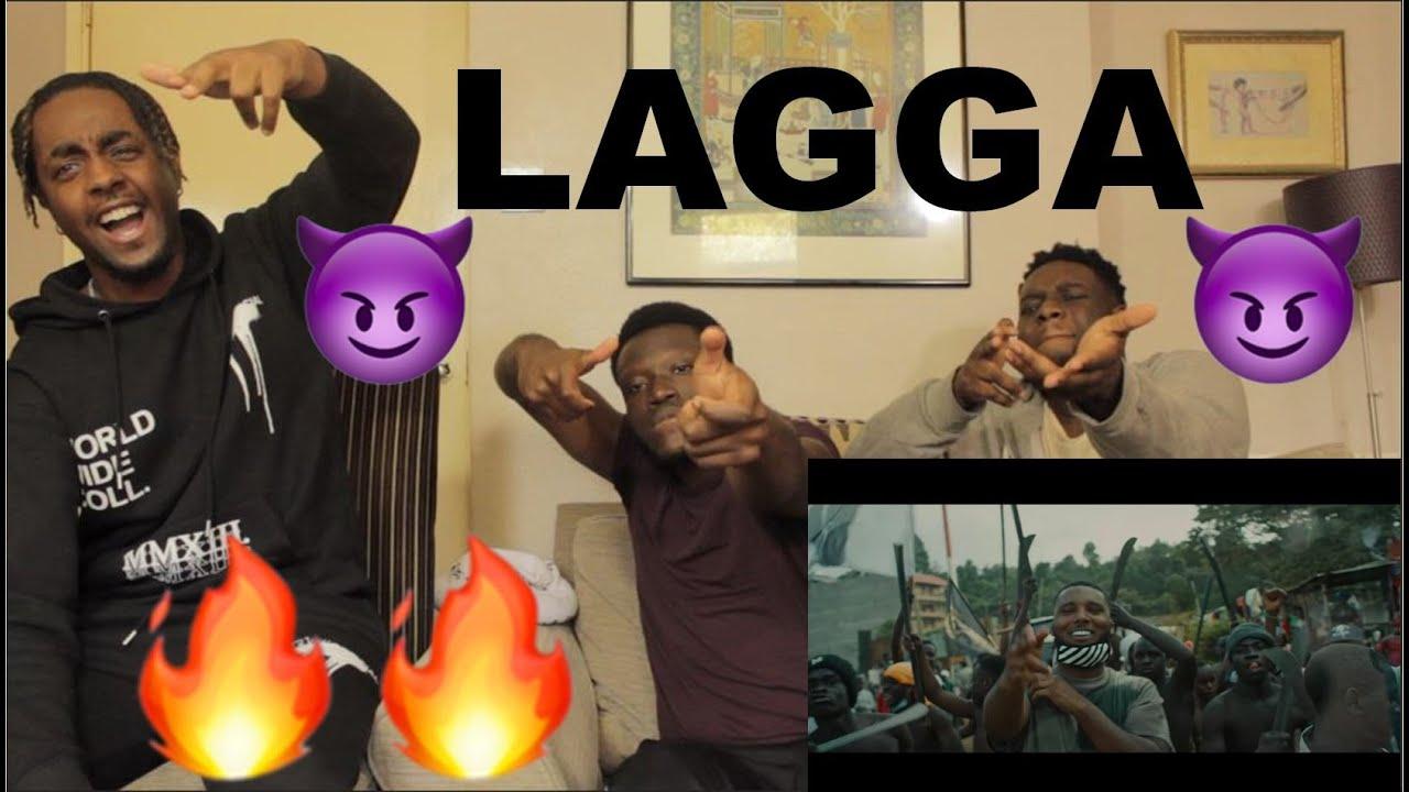 Download M1LLIONZ - LAGGA (OFFICIAL VIDEO) REACTION