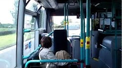 Leeds Bradford Airport Arrival by Bus