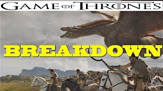 Game Of Thrones Season 7: Trailer 2 Breakdown #WinterIsHere (HBO)