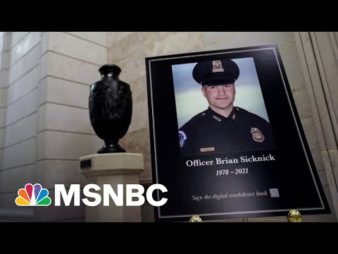 Mother Of Fallen Capitol Police Officer Urges GOP To Support Commission