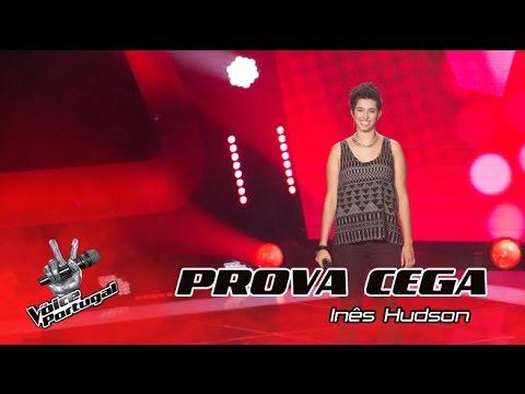 """Inês Hudson - """"Der Holle Rache""""   Provas Cegas   The Voice Portugal"""