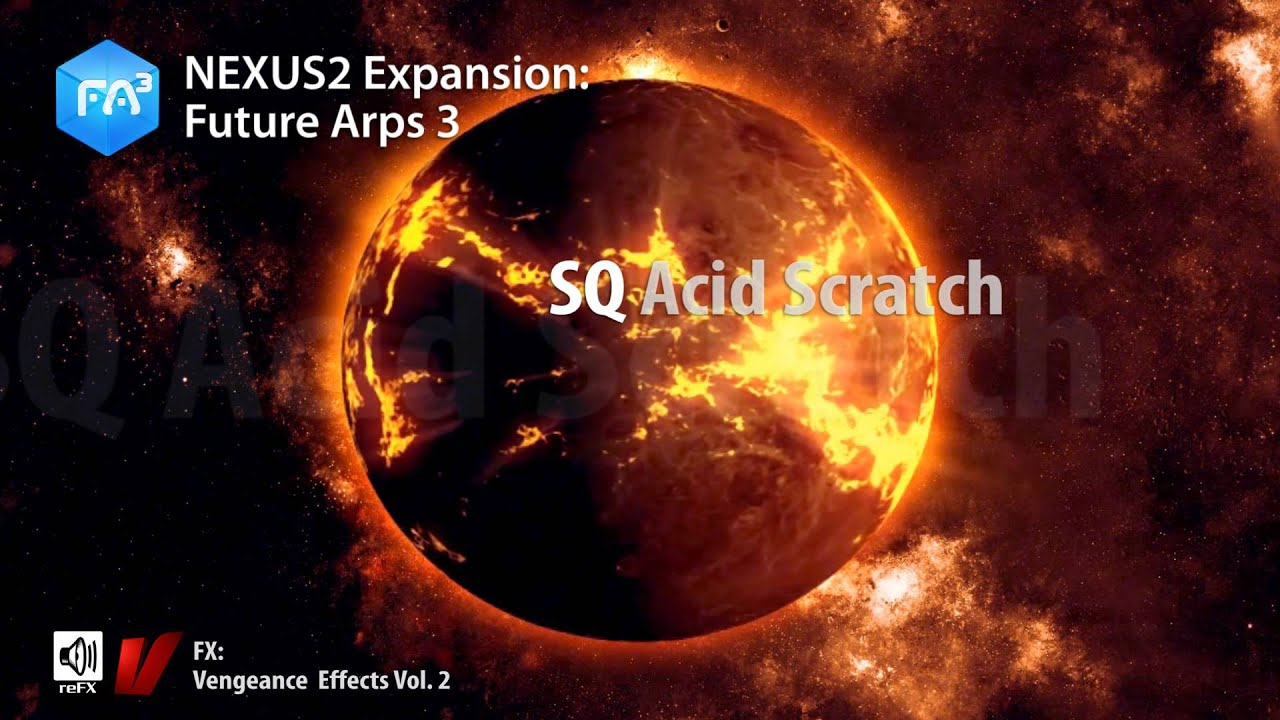 refx Nexus - Future Arps vol  3