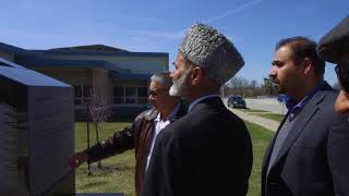 Ahmadi Muslims build friendship with indigenous Canadians