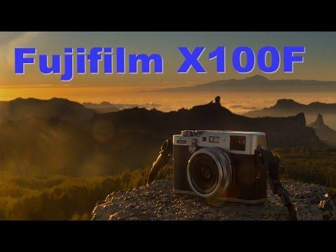 Fujifilm X100F - the Desert Island Camera