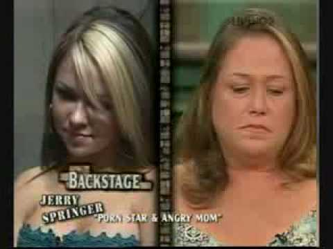 Julia bond on jerry springer