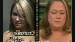 The Jerry Springer Show - 'Porn Star & Angry Mom' [UK Edit] (Part 1/3)