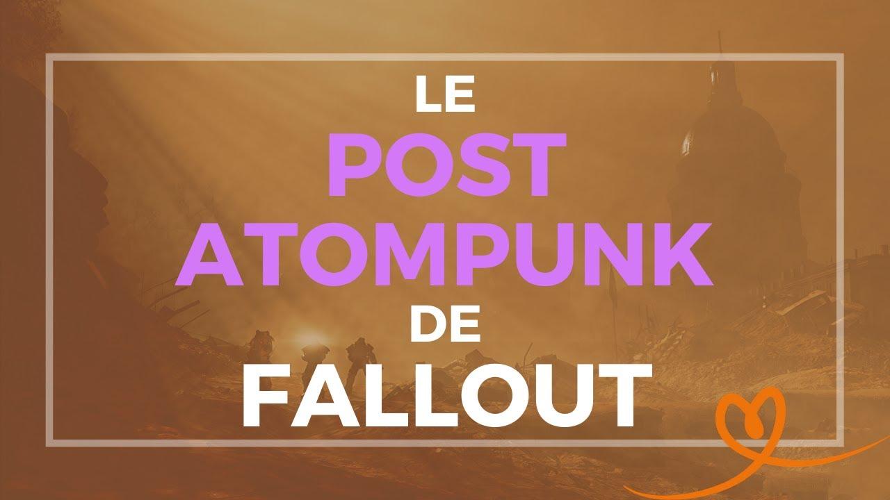 Osmosis Recap - FALLOUT 76, Tim Cain et le Post-Atom Punk