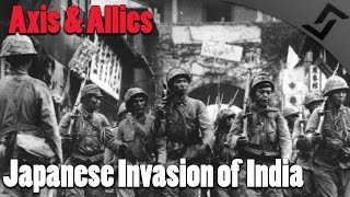 Axis & Allies - Japanese Invasion of India - Axis Campaign Mission 9