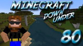 Minecraft Down Under Episode 80 - Diverting the River