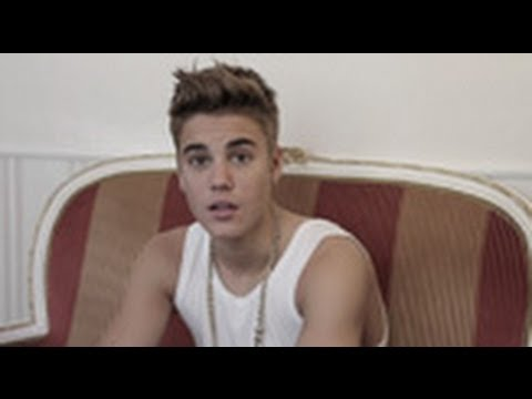 JUSTIN BIEBER THE KEY -- BEHIND THE SCENES TEASER