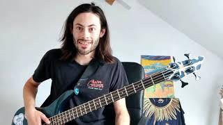 HUNTER-GATHERER - Just Fine (Intro Bass Tutorial)
