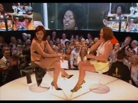 Big Brother UK Davina's Funniest/Bitchy Moments