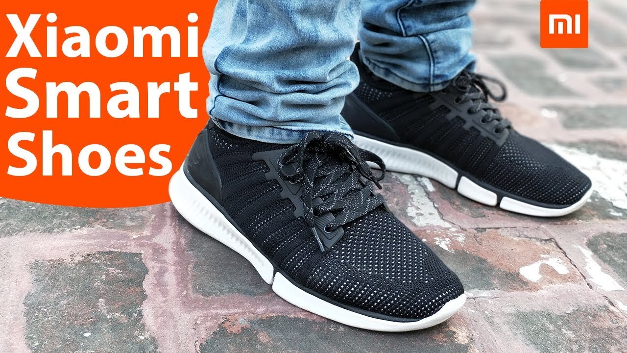 Xiaomi Mijia Smart Shoes Review - Worth to BUY?