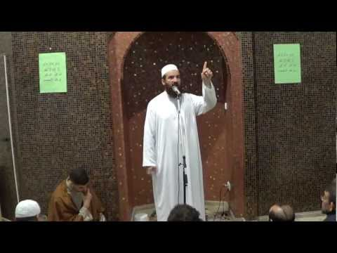Sheikh Abdel Kader Dawud Khutba Aid Adha Masjid-Bilal Frankfurt am Main 26.10.2012.MTS