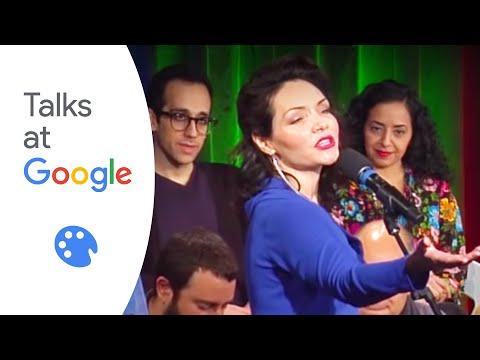 "Broadway's ""The Band's Visit""   Talks At Google"