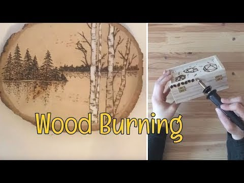8 Awesome DIY Wood Burning Projects