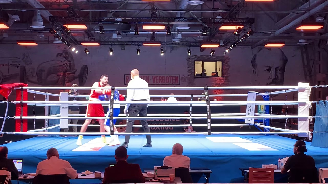 Cologne World Boxing Cup, Niemcy 2020