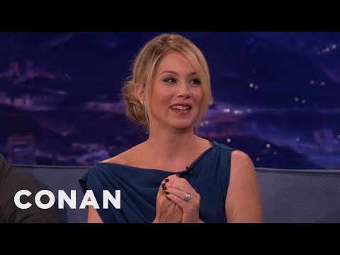 Christina Applegate On Freaky Dutch Traditions