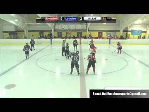 NSSAF Girls Hockey: Riverview vs Lockview