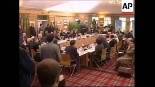ASEM and EU minister meet, discuss Myanmar