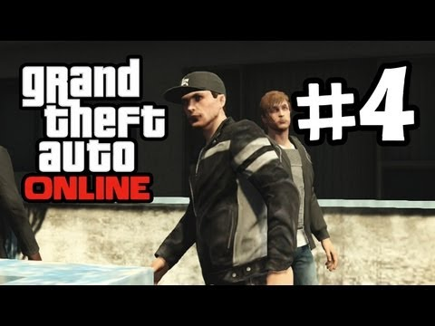 Grand Theft Auto Online Part 4 Gameplay Walkthrough - Drug Dealer (GTA 5 Online)
