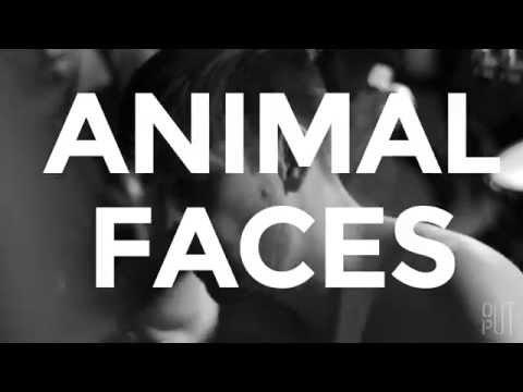ANIMAL FACES / Sleep Tightly (Soybomb HQ)