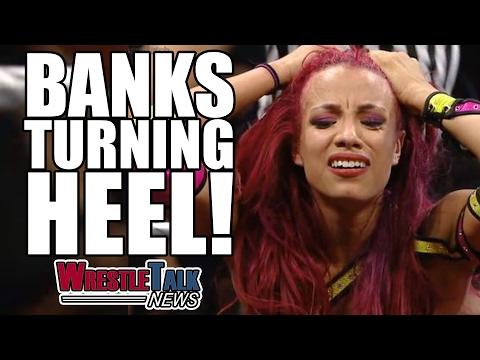 Undertaker Hurting Backstage After Royal Rumble! Sasha Banks Heel Turn Soon! | WrestleTalk News 2017