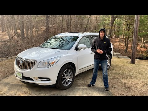 Shocking Truth - 2017 Buick Enclave Review