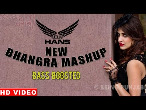 25 minute Bhangra Mashup 2017 - DJ Hans Dhol Mix | Latest Punjabi Songs Nonstop | Bhangra Megamix
