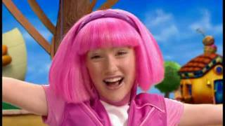Watch Lazytown Bing Bang video