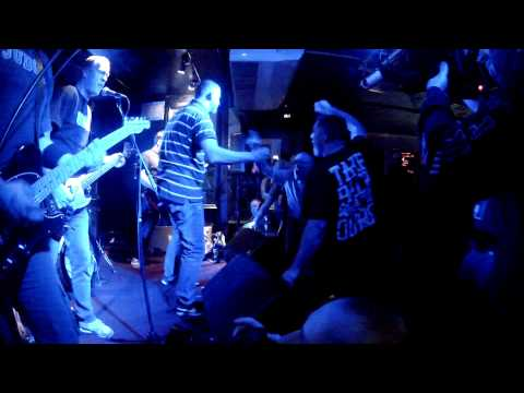 Crivits MMXV live @ Deanfest in Vibes, Rotterdam 2-14-2015