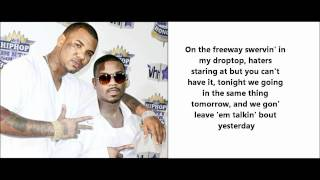 Ray J Feat. Game - Yesterday (Lyrics Video) (DOWNLOAD)
