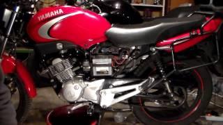 Как весной завести мотоцикл YAMAHA YBR 125 (расконсервация)(В этом видео дается пошаговая инструкция о том как весной завести мотоцикл YAMAHA YBR 125 ( провести расконсервац..., 2014-02-27T19:48:28.000Z)
