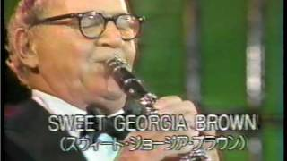 Sweet Georgia Brown - Benny Goodman 1980