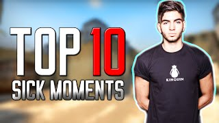"CS:GO | Adil ""ScreaM"" Benrlitom – TOP 10 SICK MOMENTS"