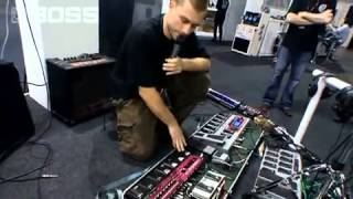 Boss RC-50 Loopstation at LIMS 2009